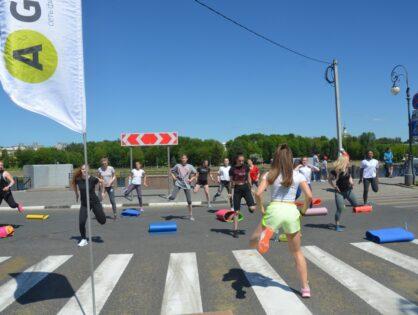5 и 6 июня стартовало общегородское мероприятия «Движение»